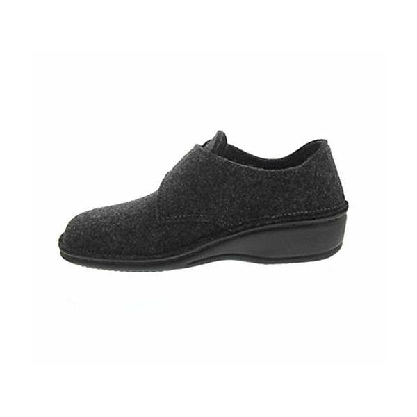 Finn Comfort Geschlossene Hausschuhe grau  Gute Qualität beliebte Schuhe