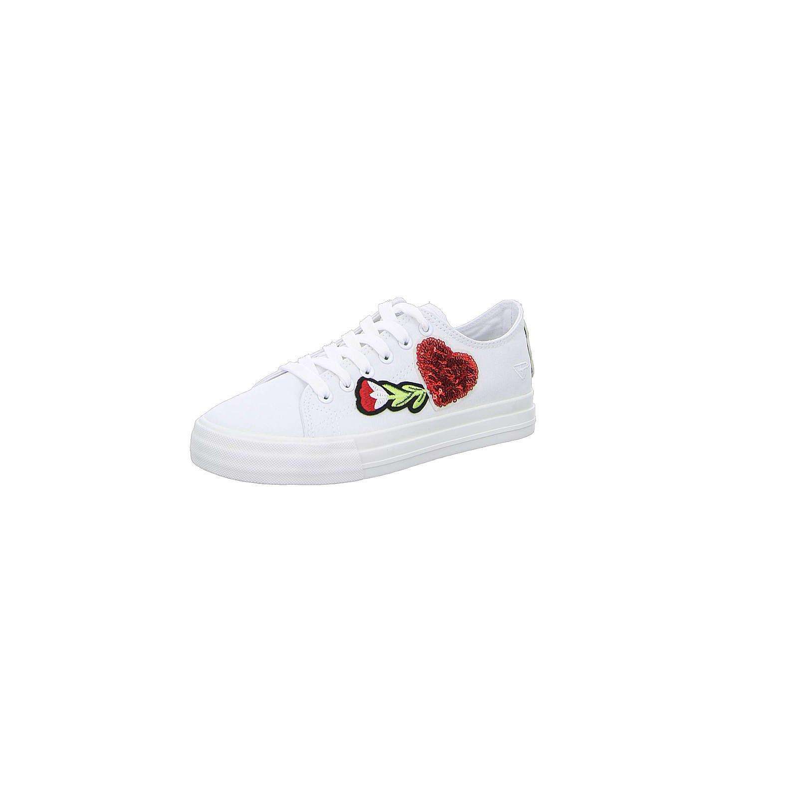 Tamaris Sneakers Low schwarz Damen Gr. 39