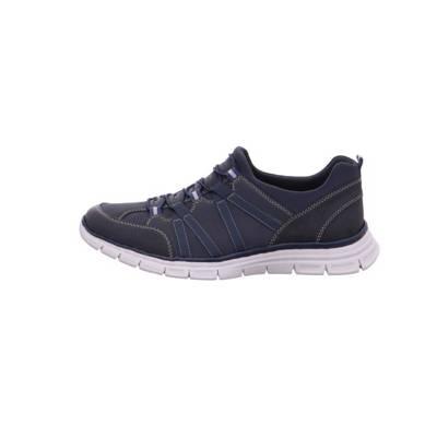 Rieker N3178 Sneaker low blau