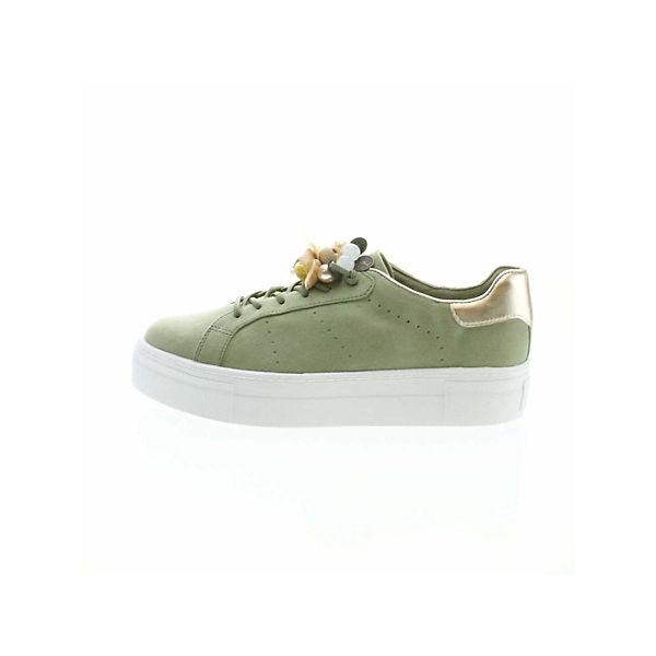 Tamaris, Sneakers Low, grün