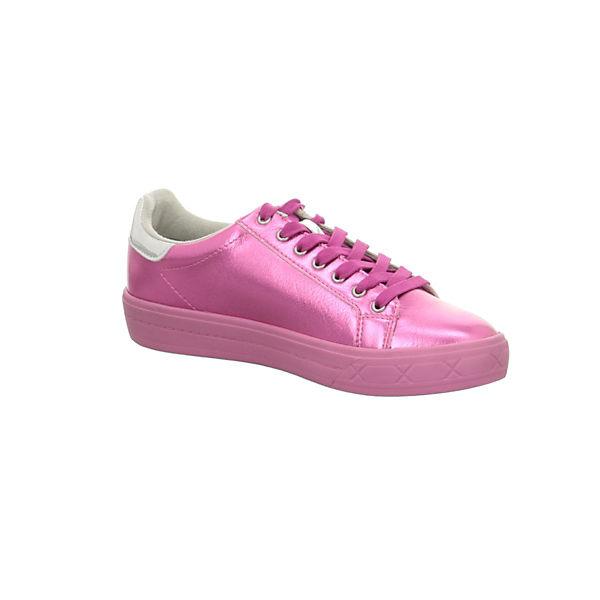 Tamaris Gute Sneakers Low pink  Gute Tamaris Qualität beliebte Schuhe e64d87