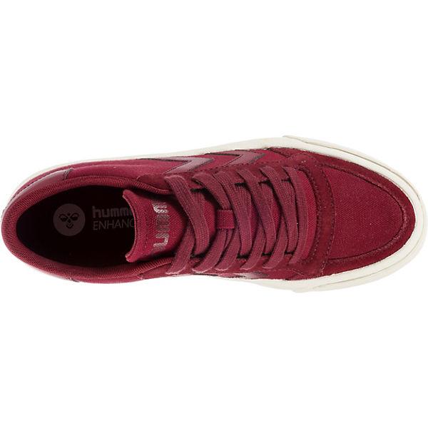 hummel, Stadil Rmx Sneakers Low, bordeaux bordeaux bordeaux  Gute Qualität beliebte Schuhe 4a0b6b