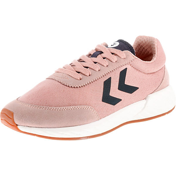 new product 0cc31 1eba3 hummel, Legend Retro Sneakers Low, rosa