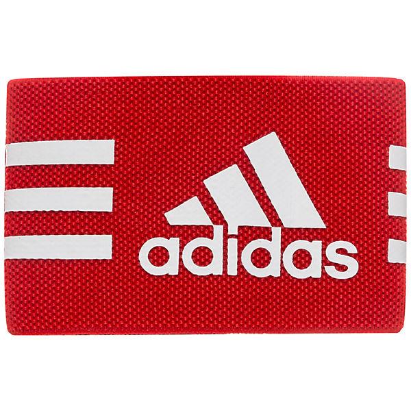 Ankle Schienbeinschonerhalter weiß Stutzen Strap rot adidas Performance wF5SqZ