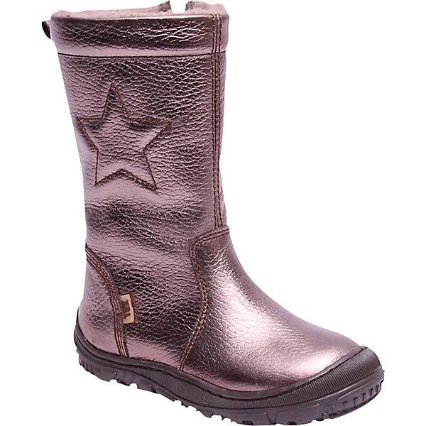 buy online 76a99 21171 bisgaard, Winterstiefel TEX, für Mädchen, bronze