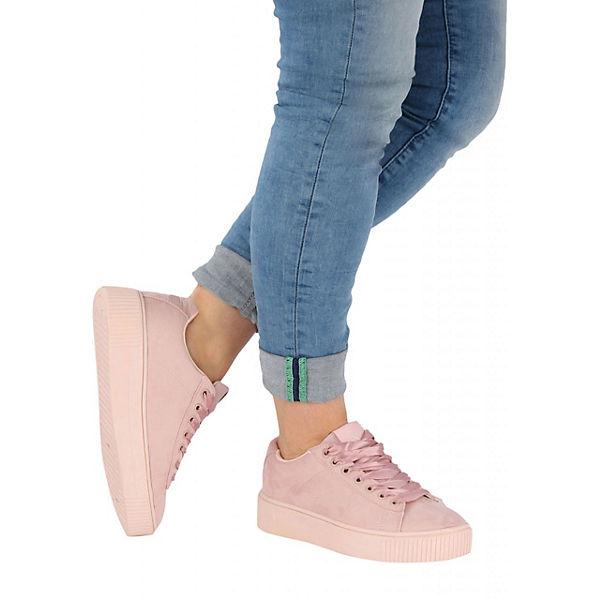 Frey Low Romy rosa Sneakers Suri ApCnRqTap