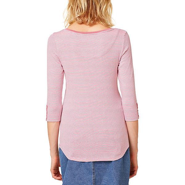 by edc pink ESPRIT edc Langarmshirt by 0zqwvER