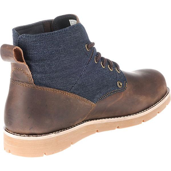 Jax Jax Ankle Boots Levi's® Jax Levi's® Dunkelbraun Ankle Dunkelbraun Levi's® Ankle Boots O8n0kwNXP