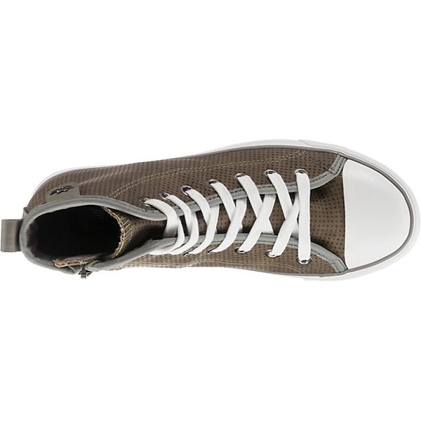 Rory High Fritzi aus khaki Sneakers Preußen qwOFHaSOf