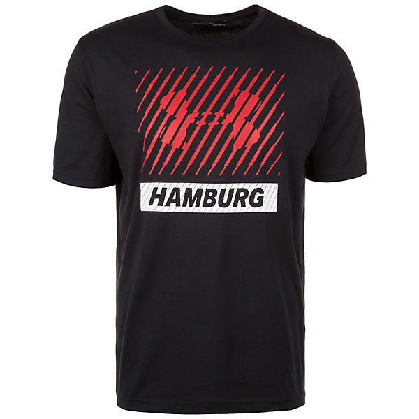 Armour Big rot schwarz Logo Under HeatGear Hamburg zxf1pnnH