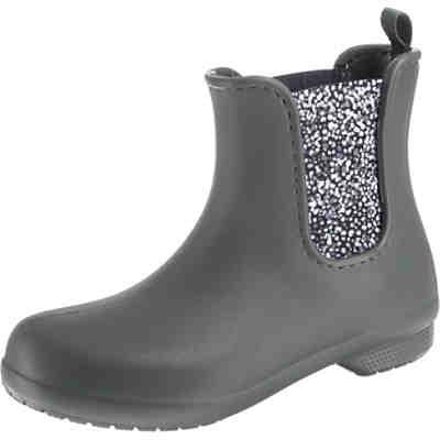 775d5bbf359ef3 Crocs Freesail Chelsea Boot W SGy Dot Gummistiefel ...
