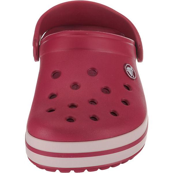 crocs, Crocband Gute Pmgr/RsD Clogs, bordeaux/natur  Gute Crocband Qualität beliebte Schuhe 20f9f1