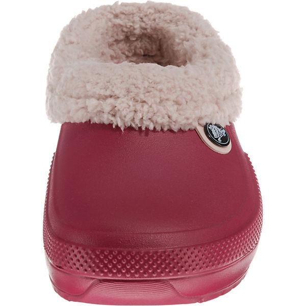 crocs, Classic Blitzen III Clog  Pmgr/PPnk Clogs, pink/rosa   Clog def950