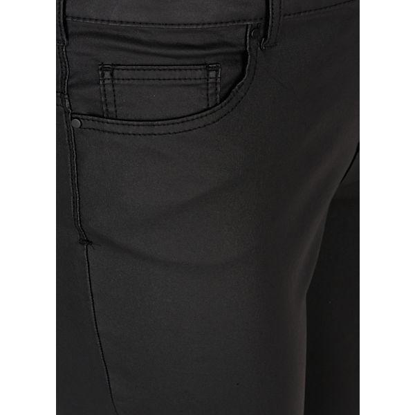 Schwarz Jeans Super Amy Zizzi Slim wuXPiTlOkZ