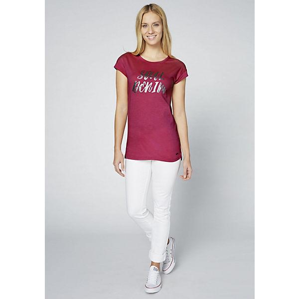 DENIM pink T DENIM COLORADO T Shirt COLORADO Shirt COLORADO pink wRHnI