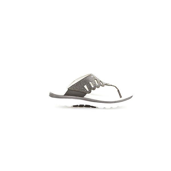 Gabor, Zehentrenner, beige  Gute Schuhe Qualität beliebte Schuhe Gute 6809fa