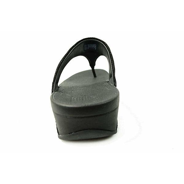 FitFlop, Qualität Zehentrenner, schwarz  Gute Qualität FitFlop, beliebte Schuhe 4caa89
