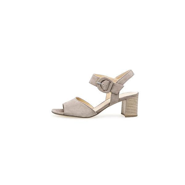 Gabor Klassische Sandaletten beige  Gute Qualität beliebte Schuhe