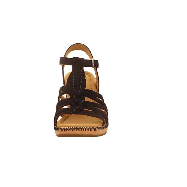 blau Gabor Sandaletten Klassische Klassische Sandaletten Gabor qT4TOxX0w