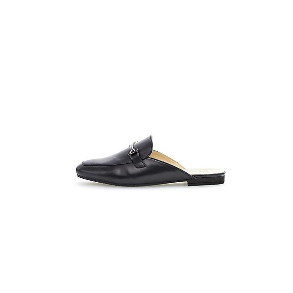 Gabor,  Sabots, blau  Gabor, Gute Qualität beliebte Schuhe dbe463