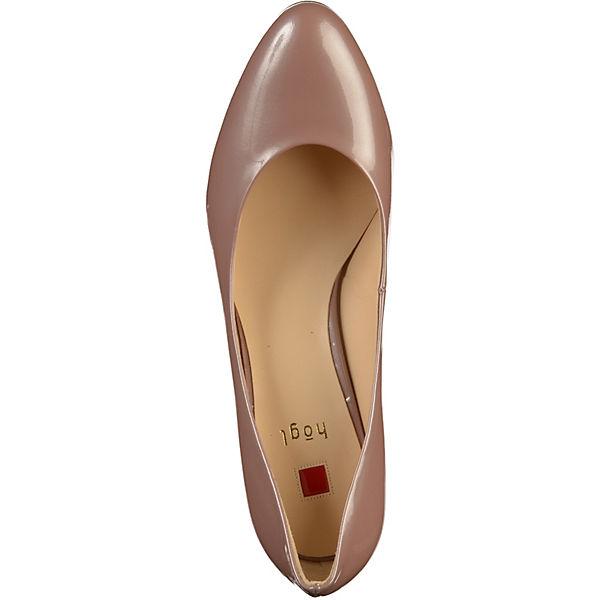 högl, Klassische Pumps, lila beliebte  Gute Qualität beliebte lila Schuhe 0a023e