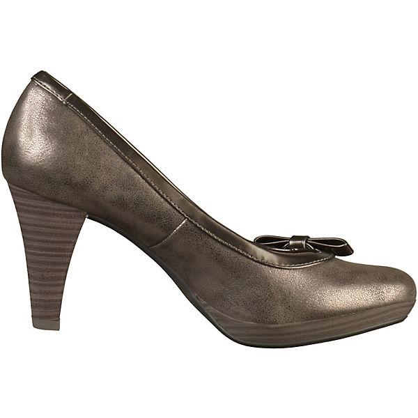 bugatti, Gute Klassische Pumps, grau  Gute bugatti, Qualität beliebte Schuhe ceeb87