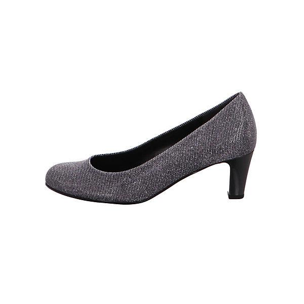 Gabor, Gute Klassische Pumps, grau  Gute Gabor, Qualität beliebte Schuhe a4e16f