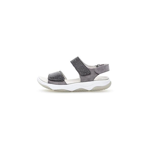 Gabor Klassische Sandalen grau  Gute Qualität beliebte Schuhe