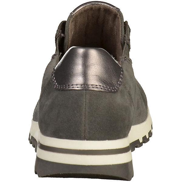 dunkelgrau MARCO Low TOZZI MARCO Sneakers TOZZI xdX4wUIq4