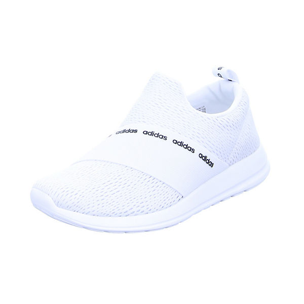 adidas ADAPT Slipper weiß Sportliche REFINE Performance rSqpr