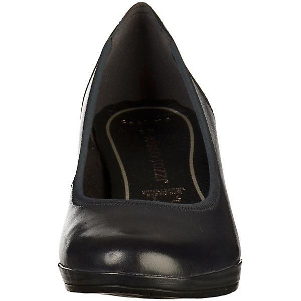 MARCO TOZZI, Klassische Pumps, dunkelblau Schuhe  Gute Qualität beliebte Schuhe dunkelblau f48b74