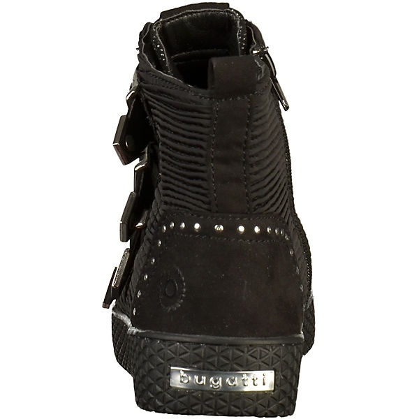 Sneakers schwarz Sneakers Sneakers High schwarz bugatti bugatti bugatti High 6YqqfgFwW