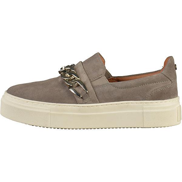 BULLBOXER, Sportliche Qualität Slipper, dunkelgrau Gute Qualität Sportliche beliebte Schuhe 903c33