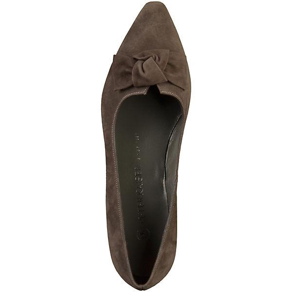 PETER KAISER, Klassische Qualität Pumps, anthrazit  Gute Qualität Klassische beliebte Schuhe 1871a6