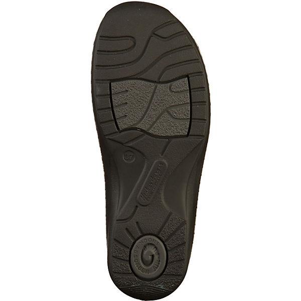 Hickersberger,  Komfort-Pantoletten, dunkelrot  Hickersberger, Gute Qualität beliebte Schuhe f803e3