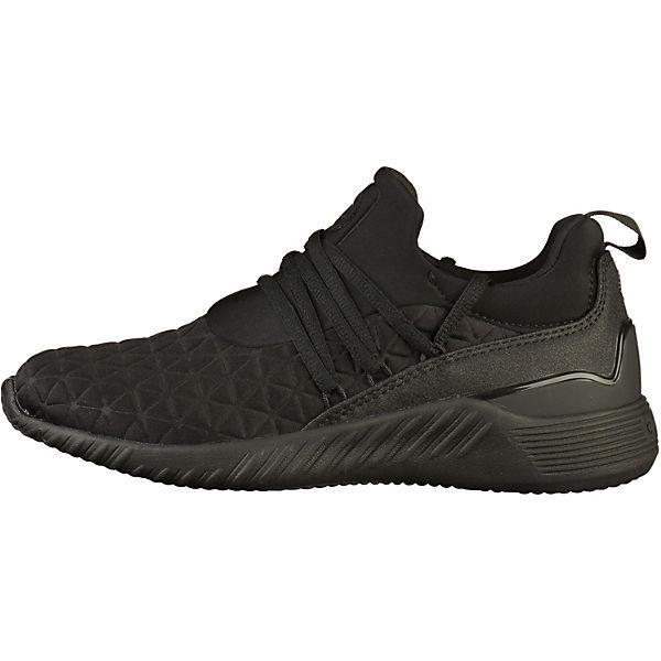 bugatti schwarz Low Sneakers schwarz Sneakers bugatti bugatti Sneakers Low Low schwarz R0Zq4a