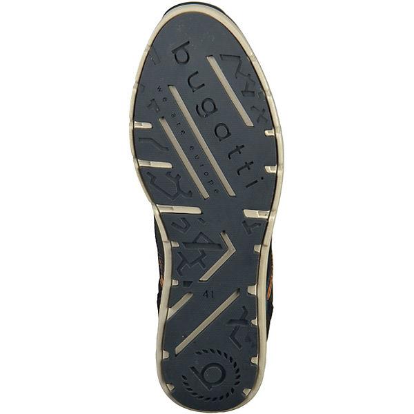 Sneakers Sneakers bugatti dunkelblau dunkelblau Low bugatti bugatti Low znEpxf