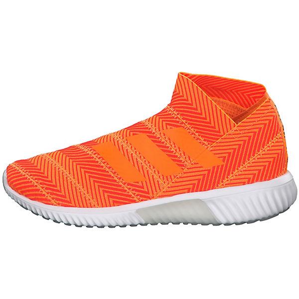 adidas Performance, NEMEZIZ TANGO 18.1 TR mit sockenähnlicher Passform DA9583 Fußballschuhe, orange  Gute Qualität beliebte Schuhe