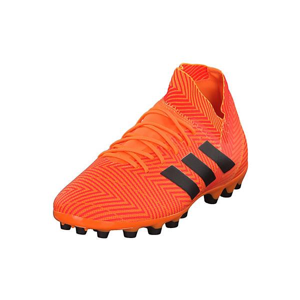DUAL COLLAR AG 18 LOCK adidas 3 Fußballschuhe orange Performance mit CG7157 NEMEZIZ schwarz wTqIHY8I