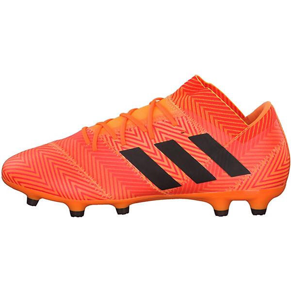adidas Performance, NEMEZIZ NEMEZIZ NEMEZIZ 18.2 FG DA9580 mit innovativer Stollenkonfiguration Fußballschuhe, orange  Gute Qualität beliebte Schuhe 4908d2
