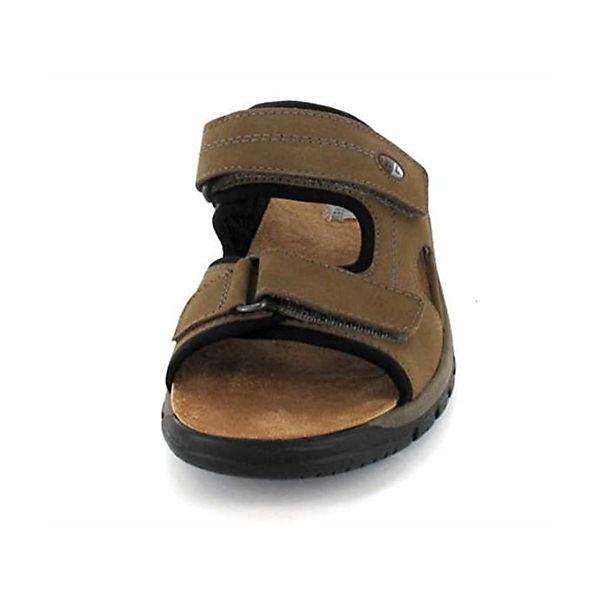 WALDLÄUFER, Komfort-Pantoletten, Qualität beige Gute Qualität Komfort-Pantoletten, beliebte Schuhe 481997