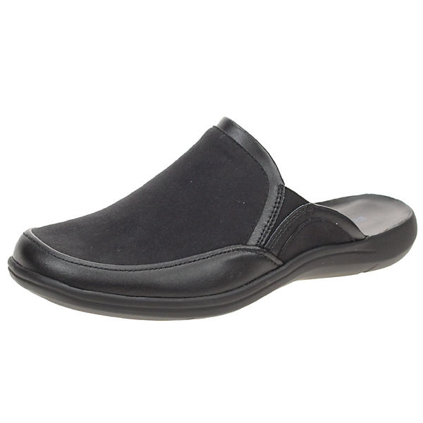 schwarz schwarz Pantoffeln Pantoffeln ROMIKA ROMIKA ROMIKA schwarz Pantoffeln ROMIKA qtvwxp8