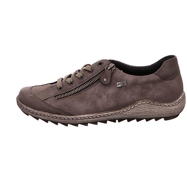 remonte Klassische Halbschuhe grau  Gute Qualität beliebte Schuhe