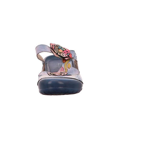 Laura Vita, Clogs, blau  Schuhe Gute Qualität beliebte Schuhe  07e9f1