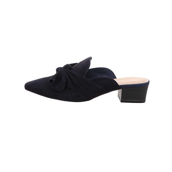 Tamaris, Sabots, blau Qualität  Gute Qualität blau beliebte Schuhe ef46b3