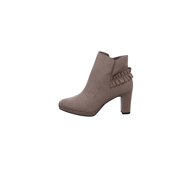Tamaris Ankle beige Tamaris Ankle Boots Boots nTn7qaPv
