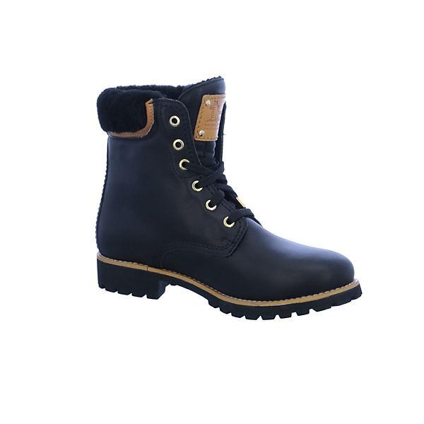 PANAMA JACK Schnürstiefeletten schwarz  Schuhe Gute Qualität beliebte Schuhe  7a971c