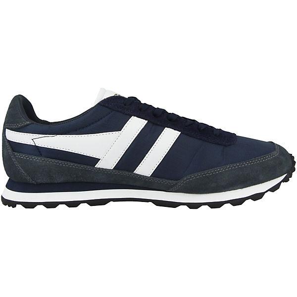 Gola Flyer Sneakers Low blau  Gute Qualität beliebte Schuhe
