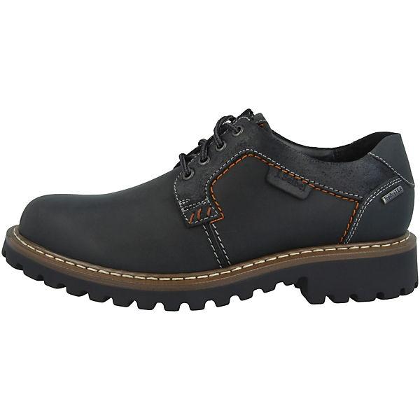 Josef Seibel, Chance 08 Klassische Halbschuhe, schwarz  Gute Qualität beliebte Schuhe