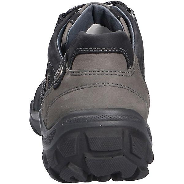 WALDLÄUFER Schnürschuhe blau  Gute Qualität beliebte Schuhe